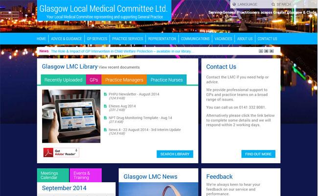 Glasgow LMC