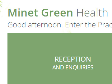 Minet Green Health Practice