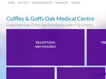 Cuffley & Goffs Oak Medical Centre