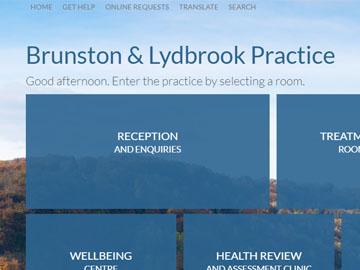 Brunston & Lydbrook Practice