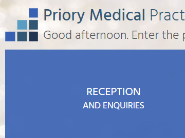 Priory Medical Practice