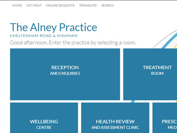 The Alney Practice