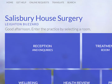 Salisbury House Surgery