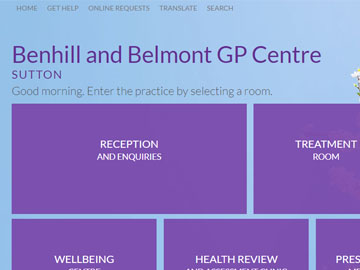 Benhill and Belmont GP Centre
