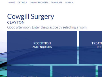Cowgill Surgery