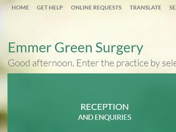 Emmer Green Surgery